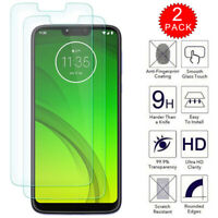For T-Mobile Revvlry - Clear HD 9H Tempered Glass Film Screen Protector [2-Pack]