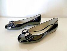 Chaussures ballerines Femme GEOX Respira en Cuir Taille 37,5 TBE