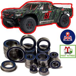 ARRMA SENTON 6S BLX 22 Piece FULL SEALED RC Car Bearings Set Kit Upgrade