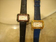 IMMAGINE      orologi   vintage  DONNA      pelle
