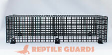 AHS Heater Guard Black - Reptiles and Vivariums