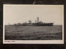 Mint WW2 RPPC Postcard Germany Königsberg Kriegsmarine Light cruiser