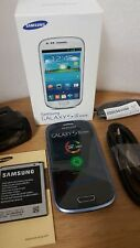 SAMSUNG GALAXY S3 MINI 3G SIM FREE MOBILE PHONE BLUE