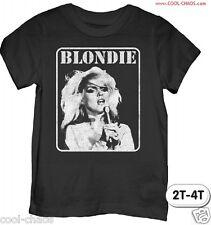 Blondie Concert Tee / Toddler Rock Tee / Sizes 2T,3T,4T Retro Design,New Issue!