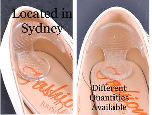 Silicone Shoe High Heel Insole Pad Cushion Gel Grips Foot Heel Protector