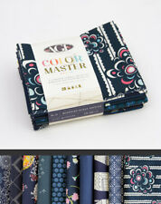 COLOR MASTER by Art Gallery Fabrics-Midnight Ocean - Fat Quarter Bundle CB-FQ110