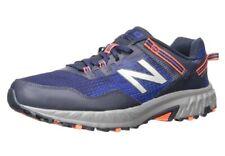 NEW Men's (CHOOSE SZ) NEW BALANCE 410V6 Trail Running Shoes NAVY / ORANGE /GREY