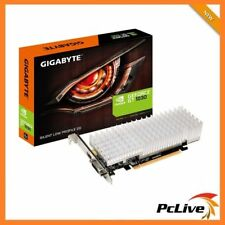 Gigabyte Nvidia Geforce 2GB GT1030 Graphic Card Low Profile 4K Game Silent HDMI