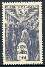STAMP / TIMBRE FRANCE NEUF N° 879 ** JOURNEE DU TIMBRE 1951