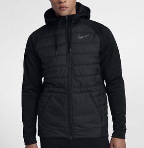 Nike Therma Men's Training Full Zip Jacket - 864103 010