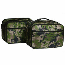 Pannier Liner Inner Bag to fit BMW Bikes R1200GS  F800GS VARIO Camouflage Pair