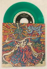 GHOST SEVEN INCHES OF SATANIC PANIC GREEN VINYL LIMITED EDITION 500 ZIA RECORD