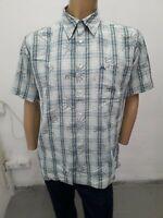 Camicia KAPPA Uomo Shirt Man Chemise Homme Polo Taglia Size XXL Cotone 8560