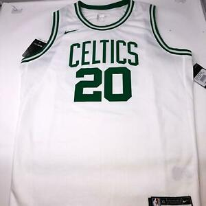 Boston Celtics Nike Gordon Hayward White Jersey Youth Size 18/20 X-Large XL