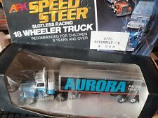 1979 Aurora Speed Steer Speedsteer 18 Wheeler Tractor Trailer TCR 6275 NIB