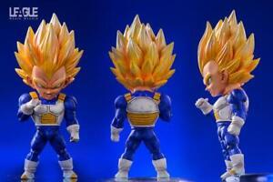 LeaGue Studio Dragon Ball Z Super Saiyan Muscle Vegeta Figure Limited Statue GK