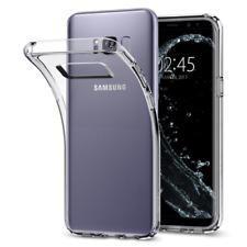 Coque Galaxy S8, Spigen® [Liquid Crystal] Ultra-Fine Premium TPU Silicone [Cryst