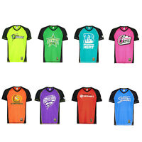 Mens Sports Tshirt Active Big Bash League Cricket Team Shirt (BBL) Print Tee Top