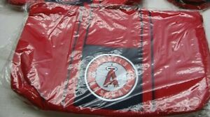 Angels MLB Baseball Red Insulated Cooler Drink Bag Tote New