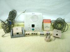 Vtg TELEPHONE ACCESSORIES-Base board jacks/fone flasher/spiral cords [20 Pcs]