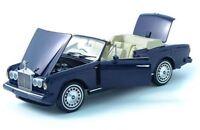 FRANKLIN MINT VARIOUS ROLLS ROYCE diecast model cars PHANTOM SILVER GHOST 1:24th