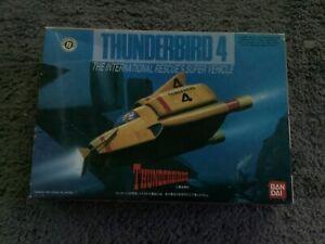 Ban Dai Gerry Anderson Thunderbird 4