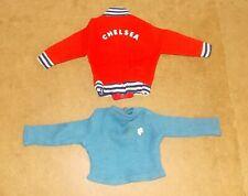 vintage PALITOY ACTION MAN vam - CHELSEA FOOTBALLER top tracksuit & shirt - 70s