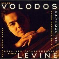 "ARCADI VOLODOS ""KLAVIERKONZERT 3""  CD NEUWARE"