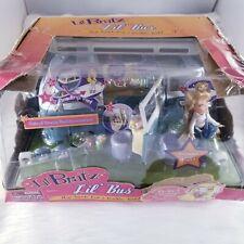 Lil Bratz Bus With Alani Doll - 2004 New In Box