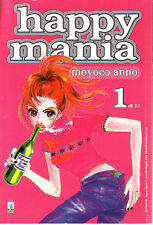 HAPPY MANIA n°  1   Star Comics  OTTIMO