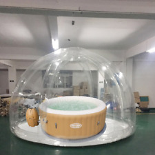 Hot Tub, Lay z spa, Solar Dome Cover, Inflatable Tent, including Blower or Pump