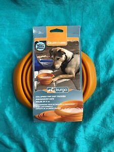 Kurgo Collapsible Bowl For Pets