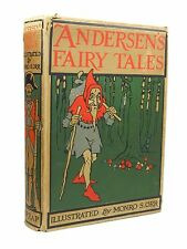 Fairy Tales, Hans Christian Andersen (Hardcover, 1930) Illustrated by Monro Orr