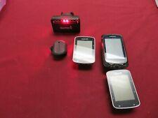 Garmin Edge Garmin computer / Garmin Rear light / Garmin speed sensor