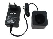 Ladegerät für Black & Decker CD1202GK, CD1202K, CD120GK, CD120GK2, CD12C