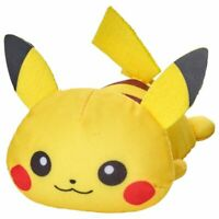 Takara Tomy Pocket Monsters Pokemon MINI Beanbag Munyu Maru Pikachu Soft Plush