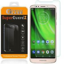 "[3-PACK] Motorola Moto "" G6 Play "" SuperGuardZ® Tempered Glass Screen Protector"