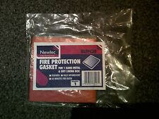 GUARNIZIONE di protezione antincendio (confezione da 10 in)