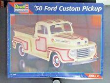 Revell-Monogram 1/25th Scale '50 Ford Custom Pickup Kit No. 85-2494