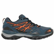 Scarpe trail uomo The North Face HEDGEHOG FASTPACK GTX blu e arancio NFOOCXT35VW