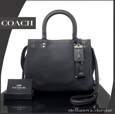 NWT - COACH ROGUE bag 25 in glovetanned pebble leather 54536