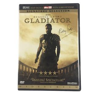 Gladiator Signature Selection 2-Disc DVD Set Region 1