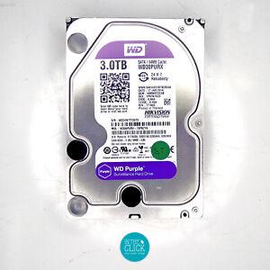 WD Purple WD30PURX 3TB Surveillance Hard Drive SHOP.INSPIRE.CHANGE