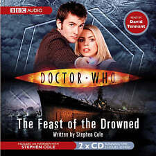 Doctor Who : The Feast of the Drowned by Steve Cole (CD-Audio, 2006)