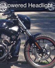 V Rod Headlight Cowl Fairing Cover Lowering Kit VRSCD VRSCDX VRod Bracket Harley