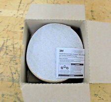 "3M 31211 NX PSA Paper Disc with Tab, 5"" Diameter, 40 Grade, Box of 50"