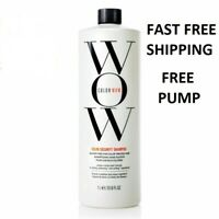 Color Wow Color Security Shampoo 33.8 oz Liter FREE SHIPPING , FREE PUMP!!!!!!