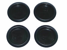 "GM 1-5/8"" Chevy Pontiac Plastic Body Plug With Indented Depressed Center 4pcs ND"