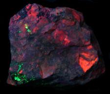 Calcite fluorescent mineral, Sterling Hill Mine near Franklin NJ