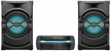 Sony Shake-x30d High Power Audio System Wireless Megasound 1200w